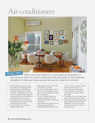 Modern Home australian