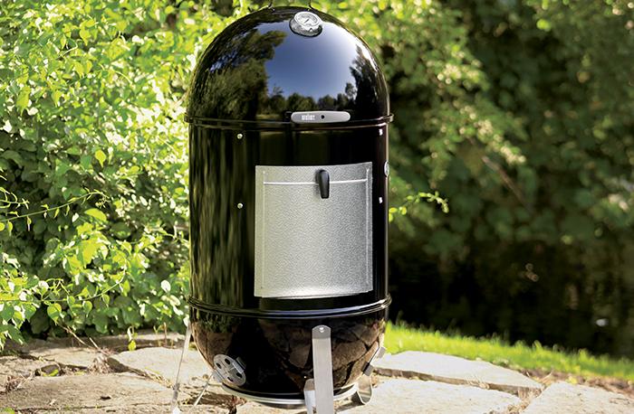 Weber Smokey Mountain 57.Weber Smokey Mountain Cooker 57 Cm Woodpecker