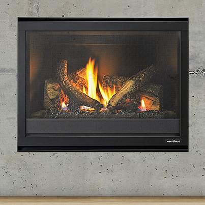 Heat & Glo 5X Gas Fireplace