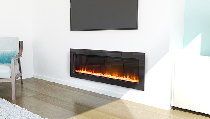 Ambe Linear50 Electric Fireplace