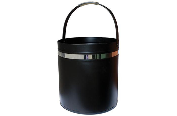 Round Bucket BLHT (Round Black)