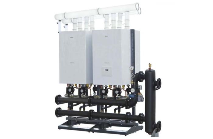 Hurlcon Beretta Power Plus Pre-mix Condensing Boilers light commercial