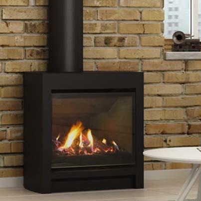 Escea DF730 Gas Fireplace