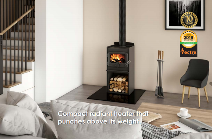 Nectre 15 Wood Heater   Melbourne Fireplace   Now At Woodpecker