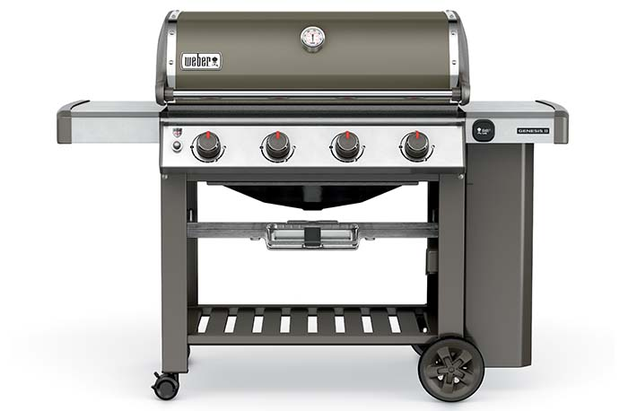 Weber Genesis II E410 Smoke