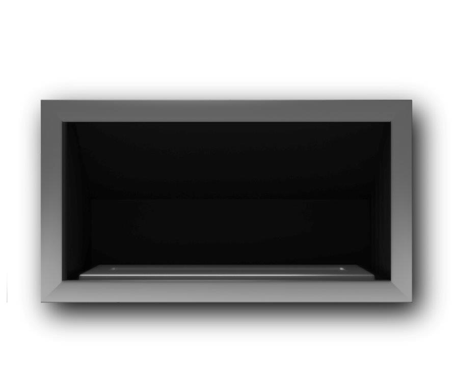 Icon Fires Stainless Steel Commercial XL Firebox