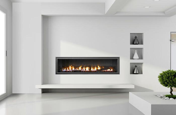 Heat & Glo Mezzo 1600