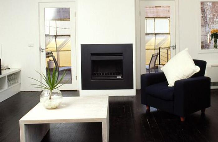 Heatmaster 450 Open Wood
