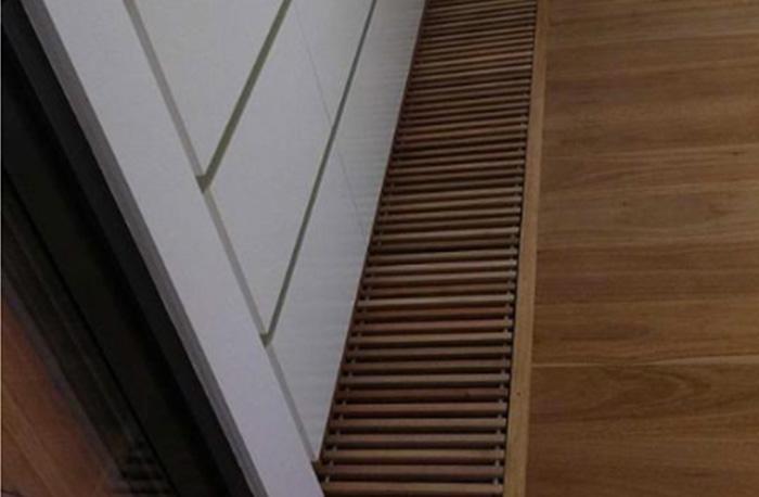Hurlcon Designer Timber Grilles