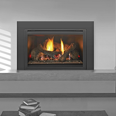 Heat & Glo i30X Gas Fireplace