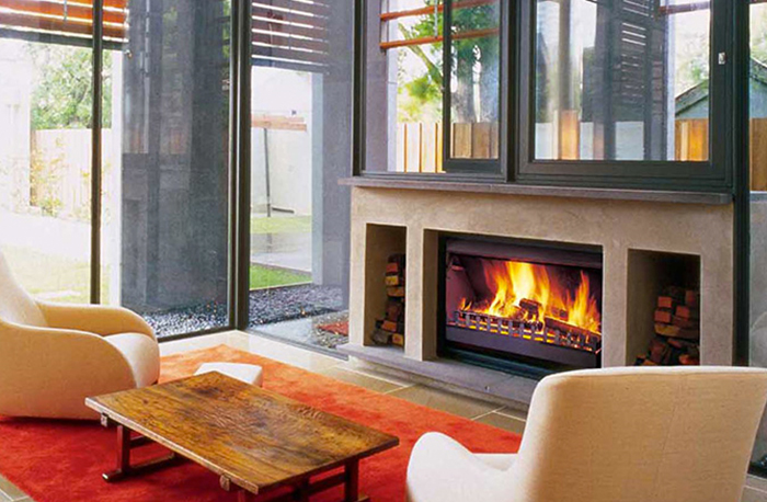 Jetmaster 1500 Open Fireplace