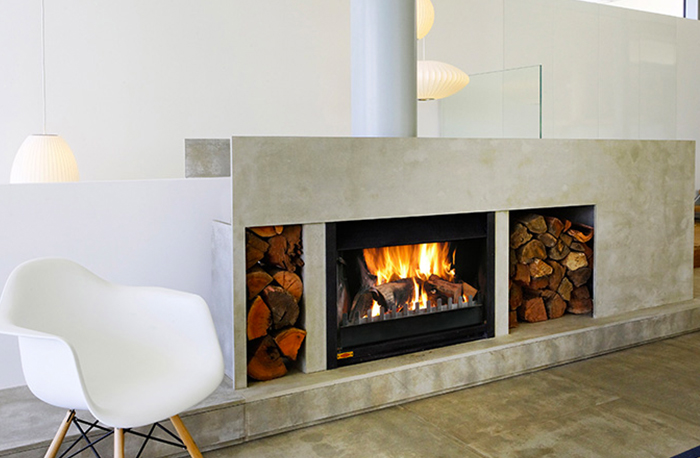 Jetmaster 1050 Open Fireplace
