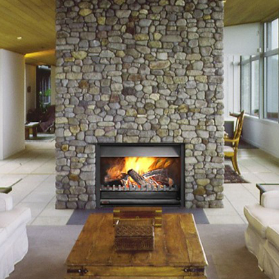 Jetmaster 1200 Open Fireplace