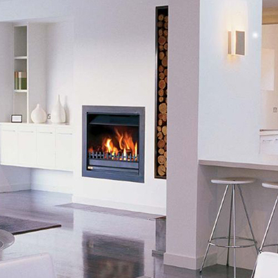 Jetmaster 500 Open Fireplace