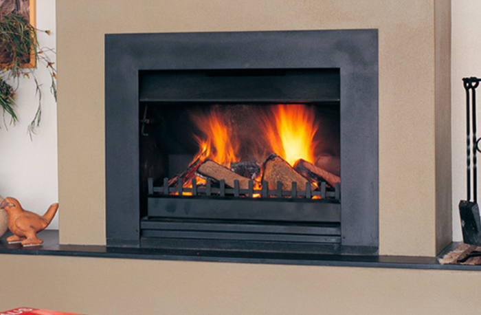 Jetmaster 600 Open Fireplace