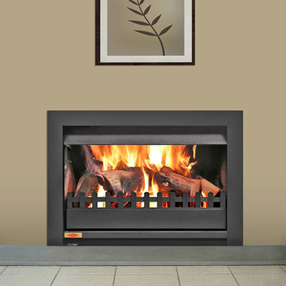 Jetmaster 850 Open Fireplace