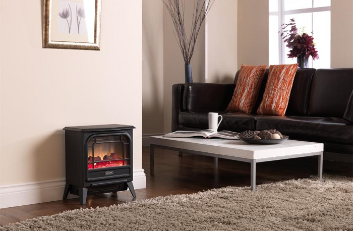 Dimplex 1.5kW Micro Stove Electric Fire
