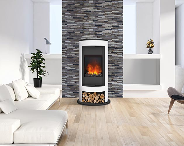 Optimyst Mocca 2kW 3D Electric Fire