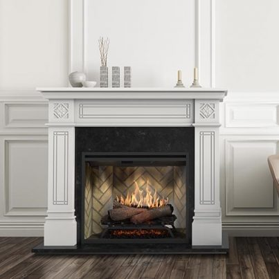 Dimplex Windlesham Mantle 2kW Revillusion Electric Fireplace