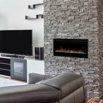 "Dimplex Prism 34"" Electric Fire"