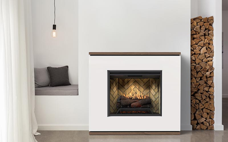Dimplex Strata Mantle 2kW Revillusion Electric Fireplace