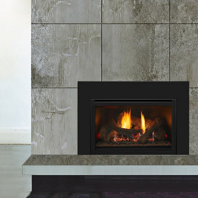 Heat & Glo i30X Gas Fireplace - Woodpecker Heating, Cooling, Fireplaces & BBQ's