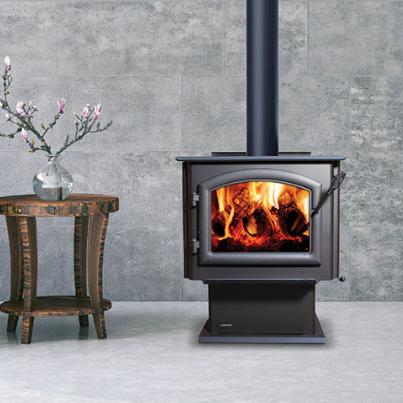 3100 Millennium Woodpecker Heating Cooling Fireplace BBQs