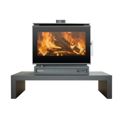 Eureka Pearl Modular Woodpecker Heating Cooling Fireplace BBQs