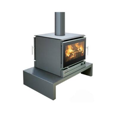 Eureka Jewel Modular Woodpecker Heating Cooling Fireplace BBQs