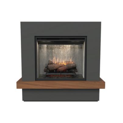 Sherwood Mantel 2kW Woodpecker Heating Cooling Fireplace BBQs