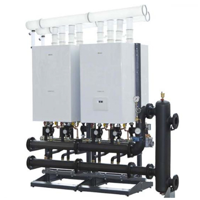 Hurlcon Beretta Power Plus Pre-mix Condensing Boilers light commercial