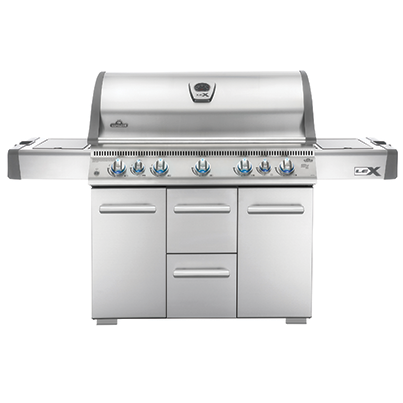 LEX 730 Stainless Steel Gas Grill Napoleon