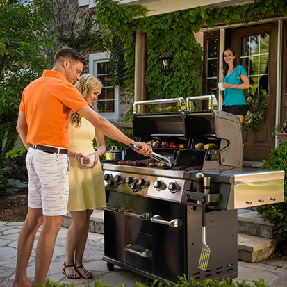 FREE COVER BROIL KING
