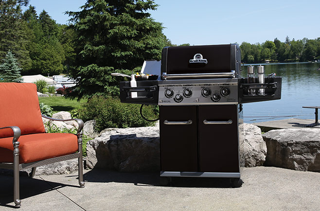 FREE Cover with any Broil King BBQ!