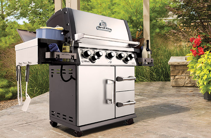 Imperial 590 – Broil King