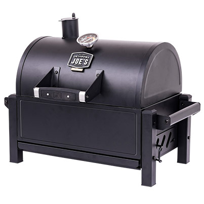 Rambler tabletop charcoal grill