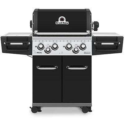 Broil King Regal 490 Woodpecker Heating Cooling Fireplace BBQs