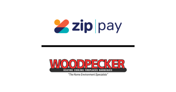 Zip Pay Now At Woodpecker