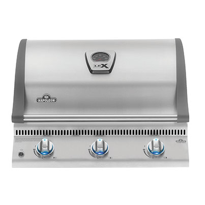 LEX 485 Inbuilt Stainless Steel Gas Grill