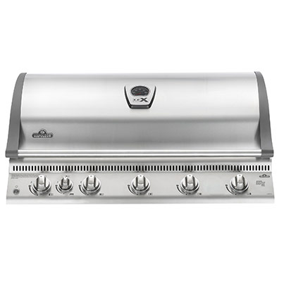 LEX 730 inbuilt stainless steel Napoleon