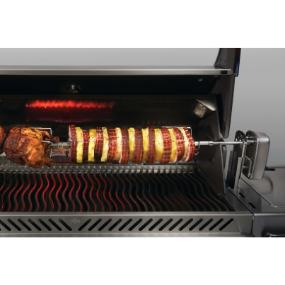 Napoleon Extra Large Commercial Grade Rotisserie Kit