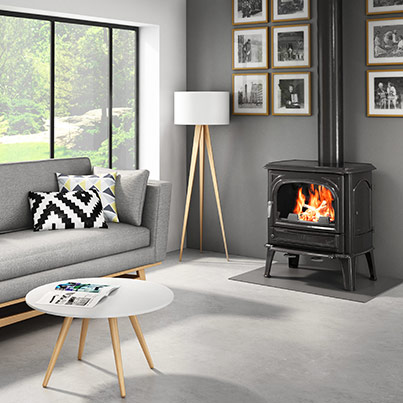 Seguin Saphir Cheminee Fireplace