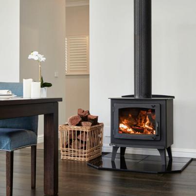 Eureka-Jade-Wood-Heater-Freestanding