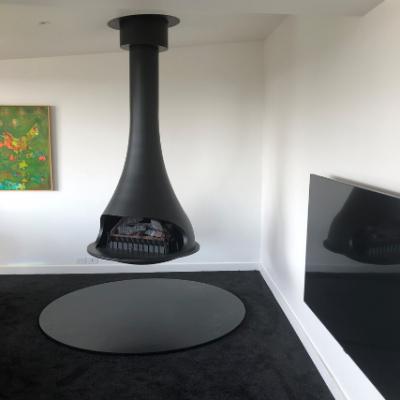 Bordelet Tatiana 997 Gas suspended fireplace