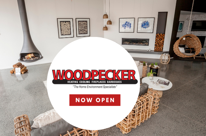 Woodpecker Showrooms Are Now Open