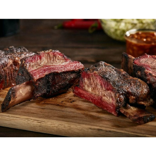 Oklahoma Joe's Smoked Beef Short Ribs Recipe