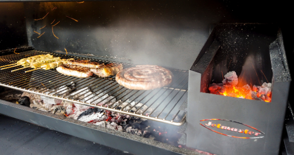 Jetmaster Contractor BBQ - Bringing South Africa To Your Backyard