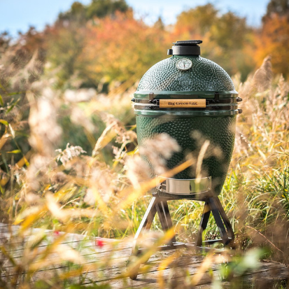 BIG GREEN EGG BBQ SALE - Woodpecker Heating, Cooling, Fireplaces & BBQ's