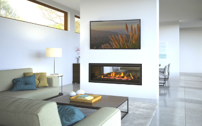 Regency GreenFire - Elegant Heating - Woodpecker Heating, Cooling, Fireplaces & BBQ's