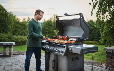 How To Clean Your BBQ - Woodpecker Heating, Cooling, Fireplaces & BBQ's